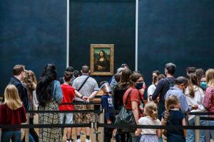 도둑맞은 후, 프랑스의 보물이 된 '모나리자'