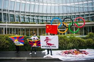 미국 정치권, '베이징 올림픽' 보이콧 압박